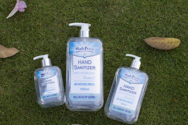 Nước rửa tay khô sử dụng thường xuyên hơn