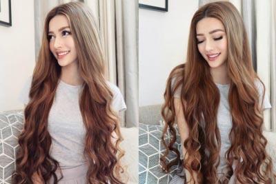 Dầu gội đầu khô madefresh dành cho tóc dài