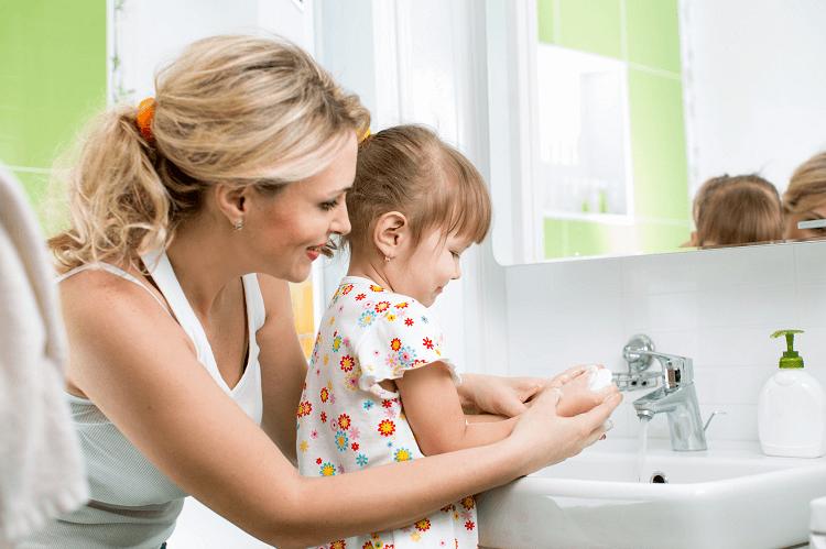 Loại nước rửa tay cho trẻ em tốt nhất