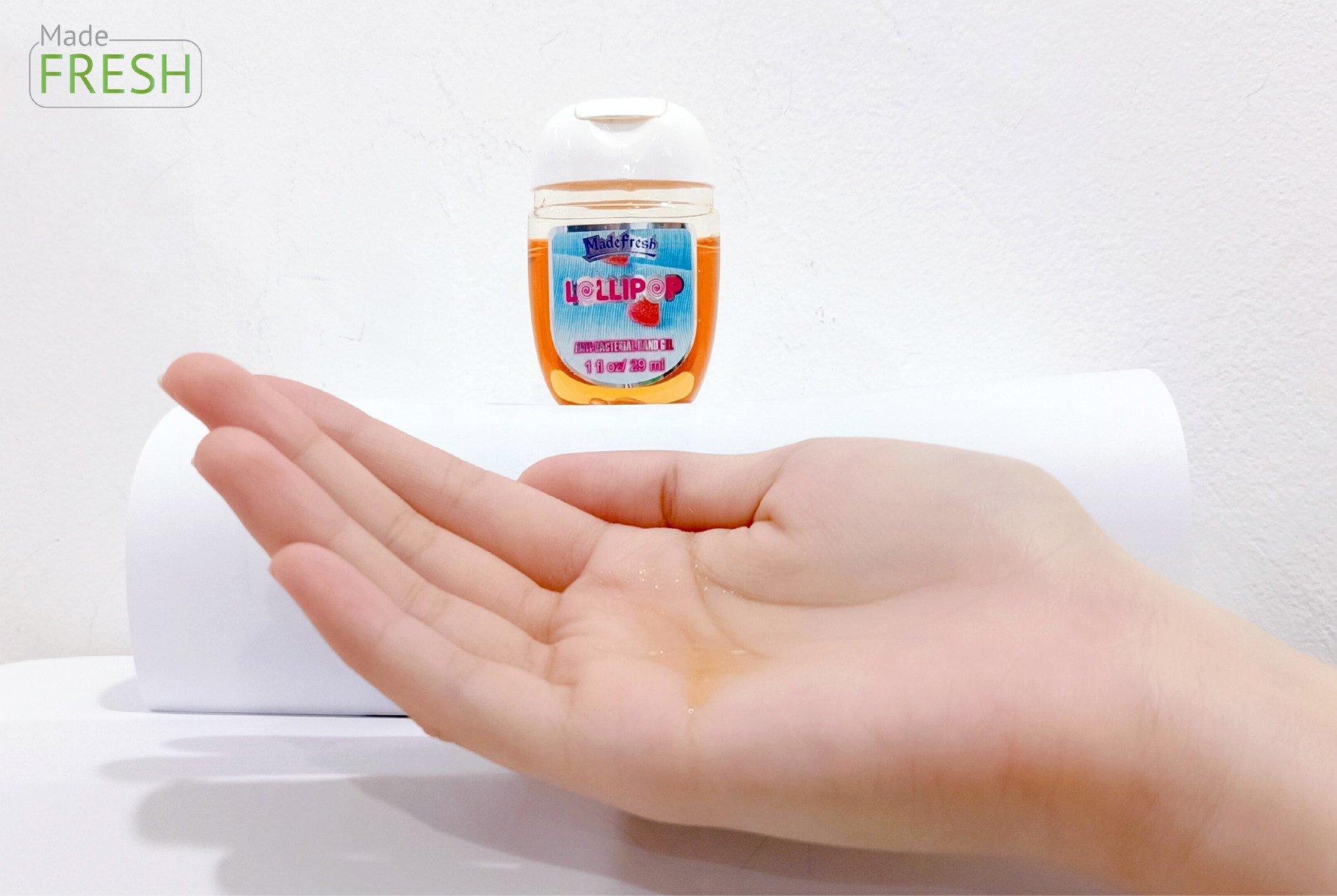 Gel rửa tay khô là gì?
