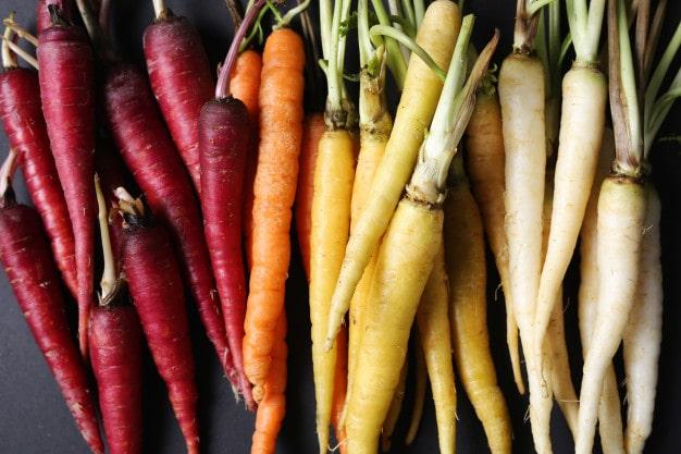 Cà rốt chữa bệnh ho gà