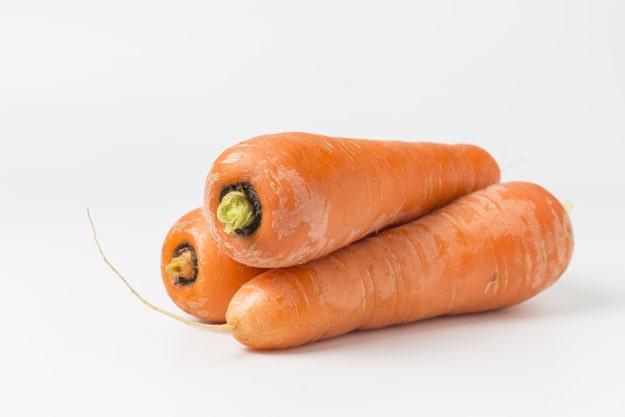 Cà rốt giúp loại bỏ gun sán