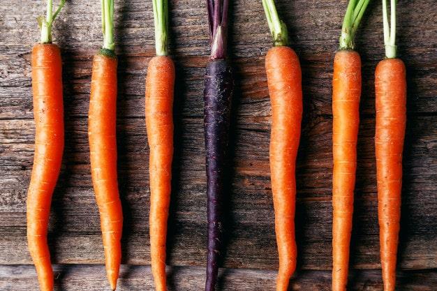 Cà rốt tăng sức đề kháng