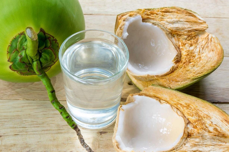 Nước dừa tốt cho hệ tim mạch