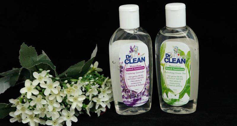 Nước rửa tay khô Dr.Clean 2