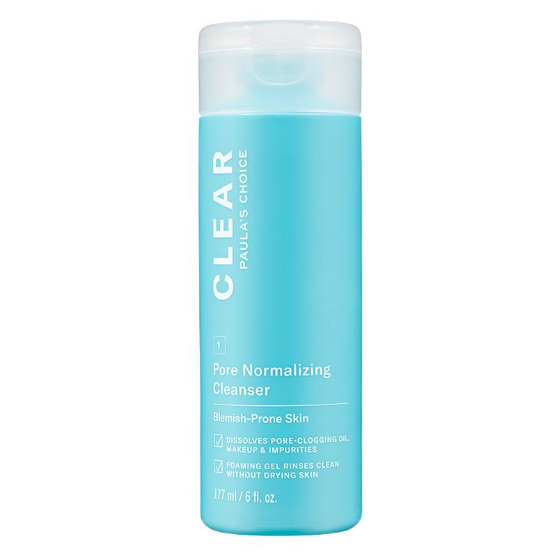 Sữa rửa mặt Clear pore
