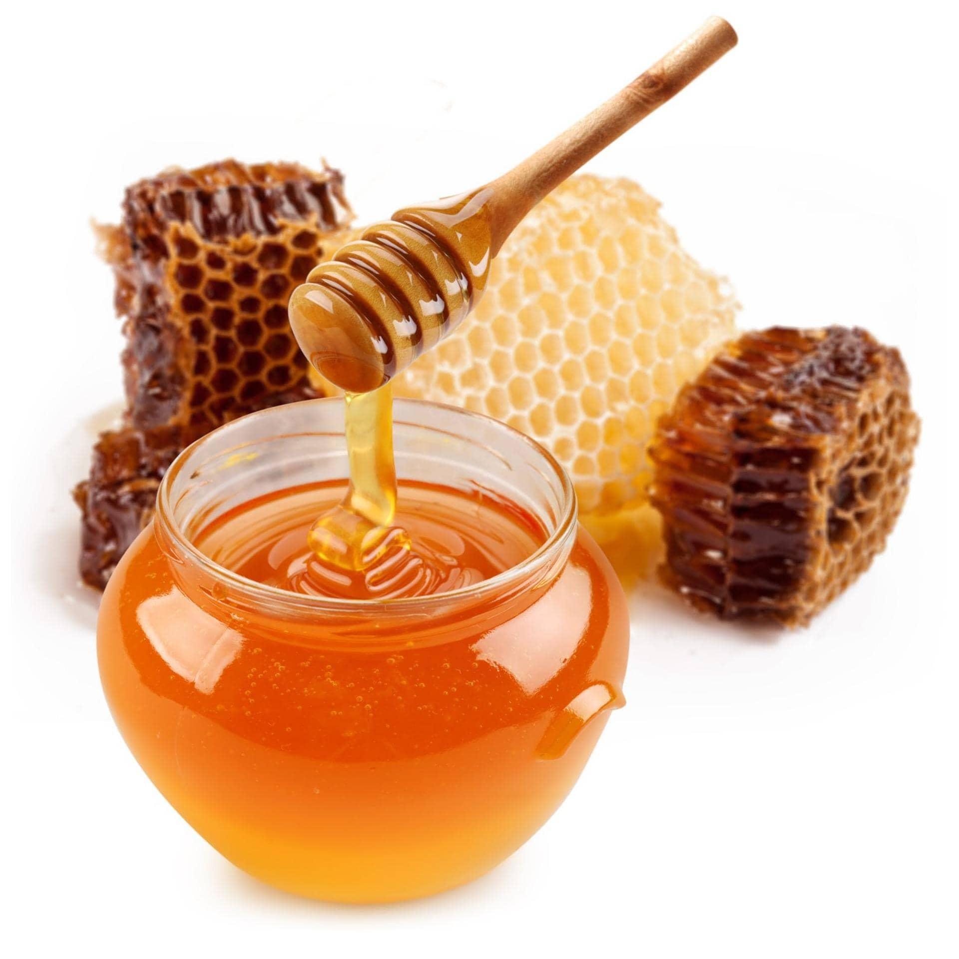mật ong rừng trong như thế nào