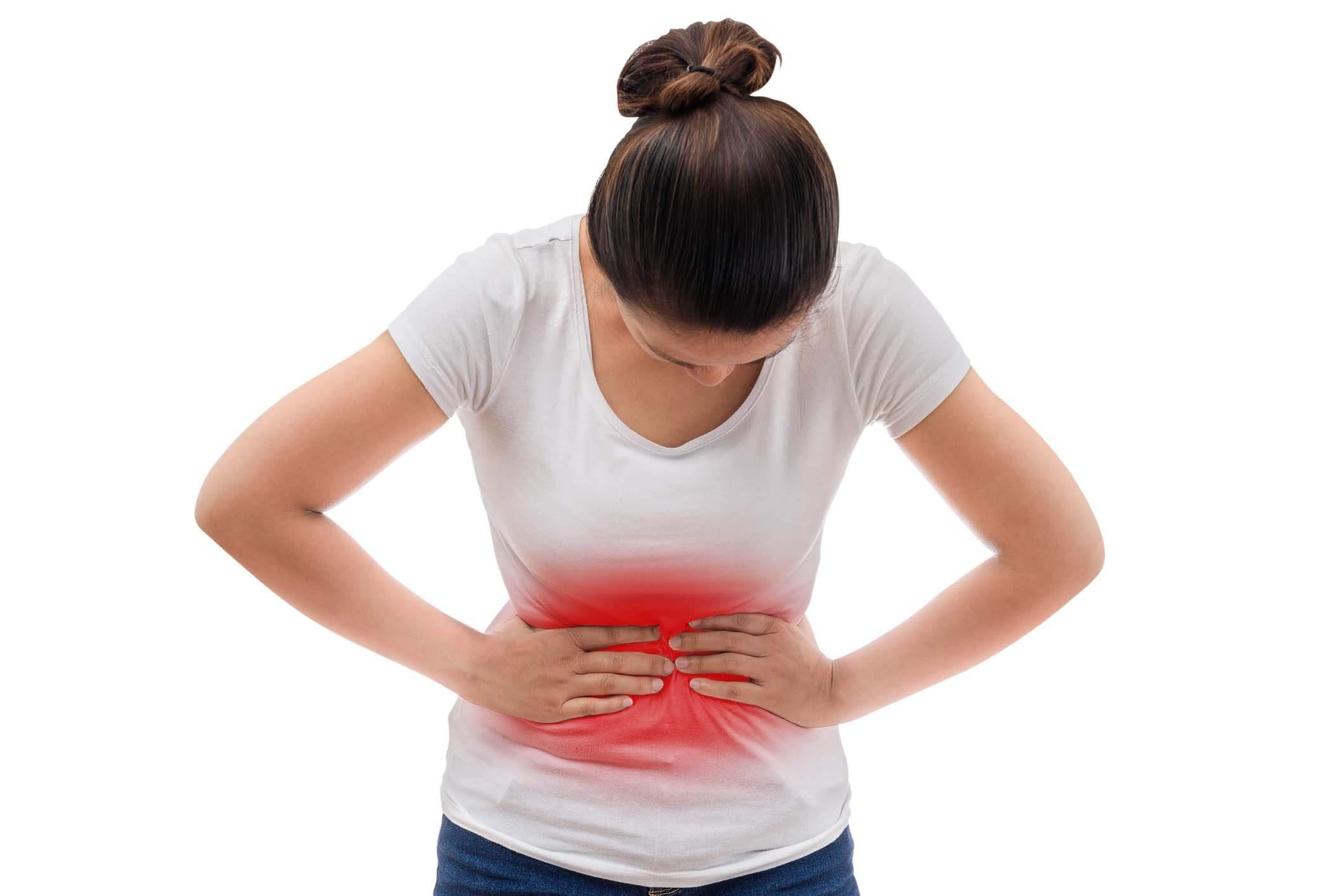 Các cơn đau bụng
