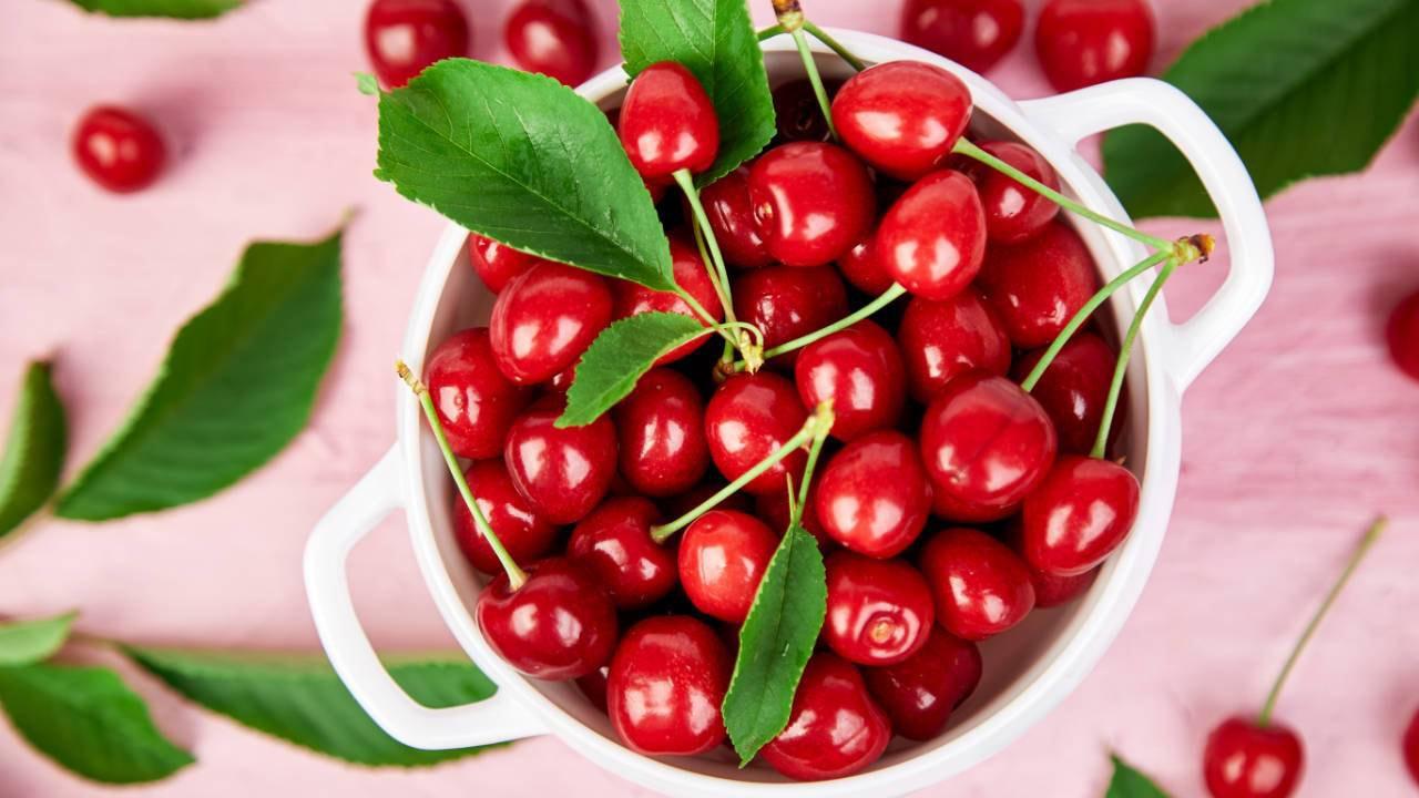 Công dụng của quả cherry