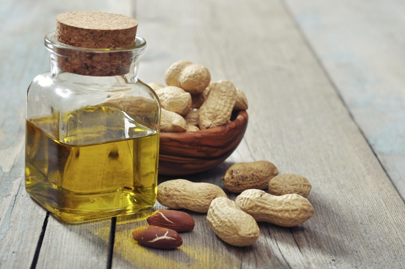 Lợi ích sức khỏe từ dầu Đậu phộng