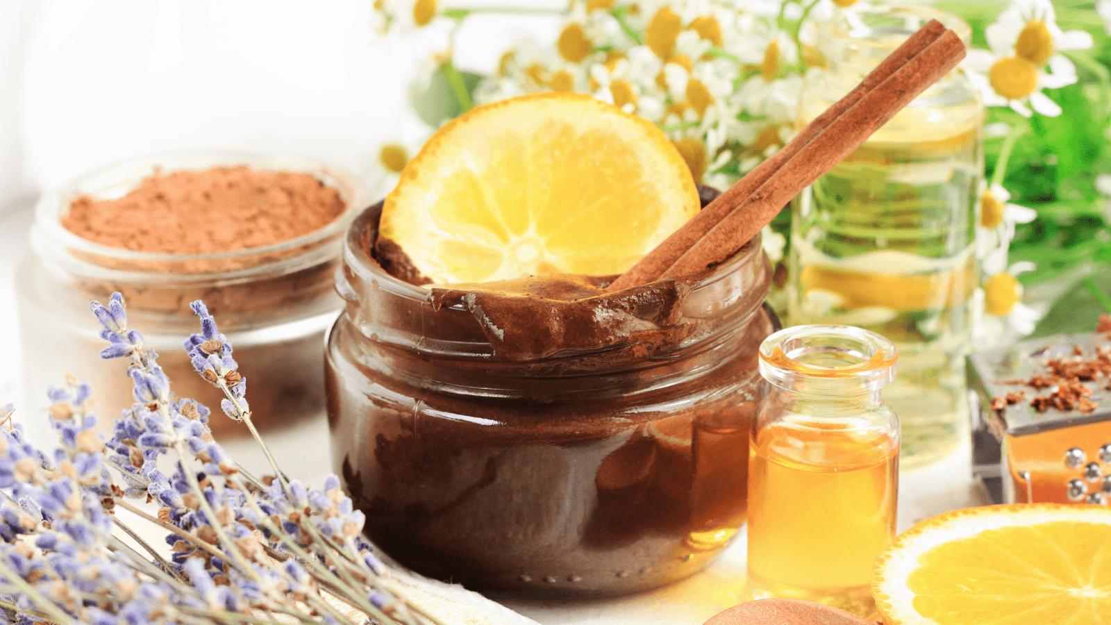 Mặt nạ cà phê và mật ong