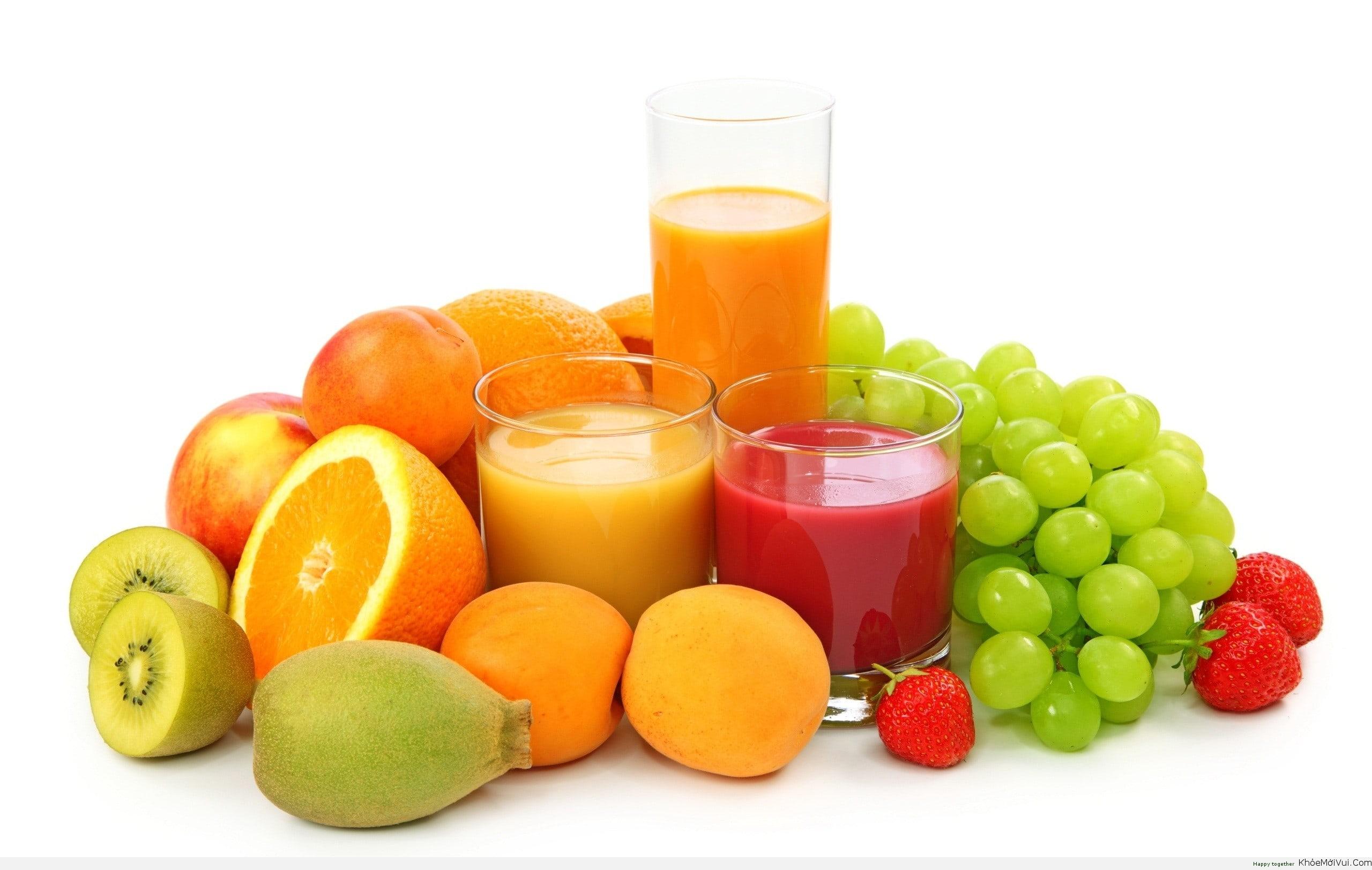 Thực phẩm bổ sung nước