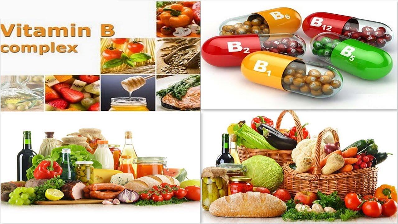 Vitamin B complex là gì