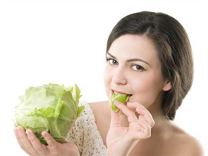 bắp cải giúp giải độc cơ thể