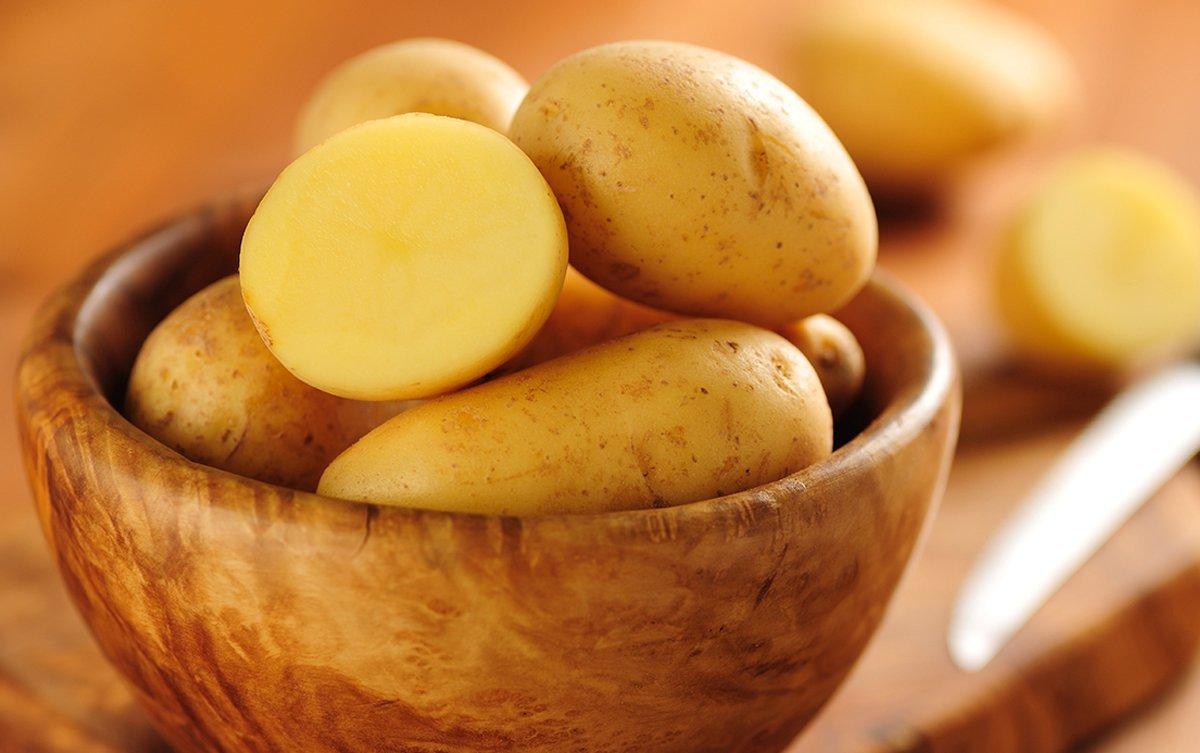 mặt nạ khoai tây trị nám da