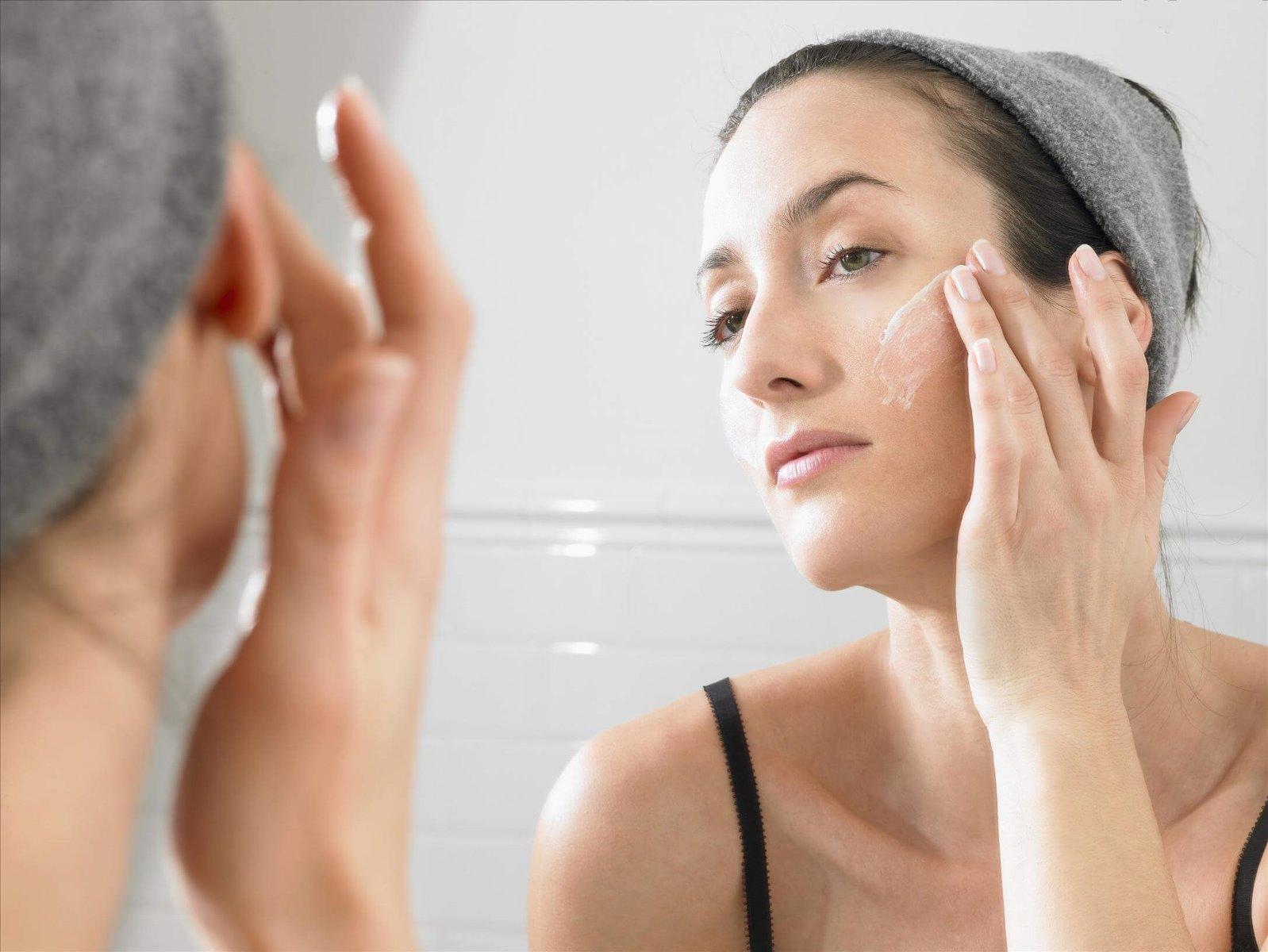 Dưỡng ẩm cho làn da