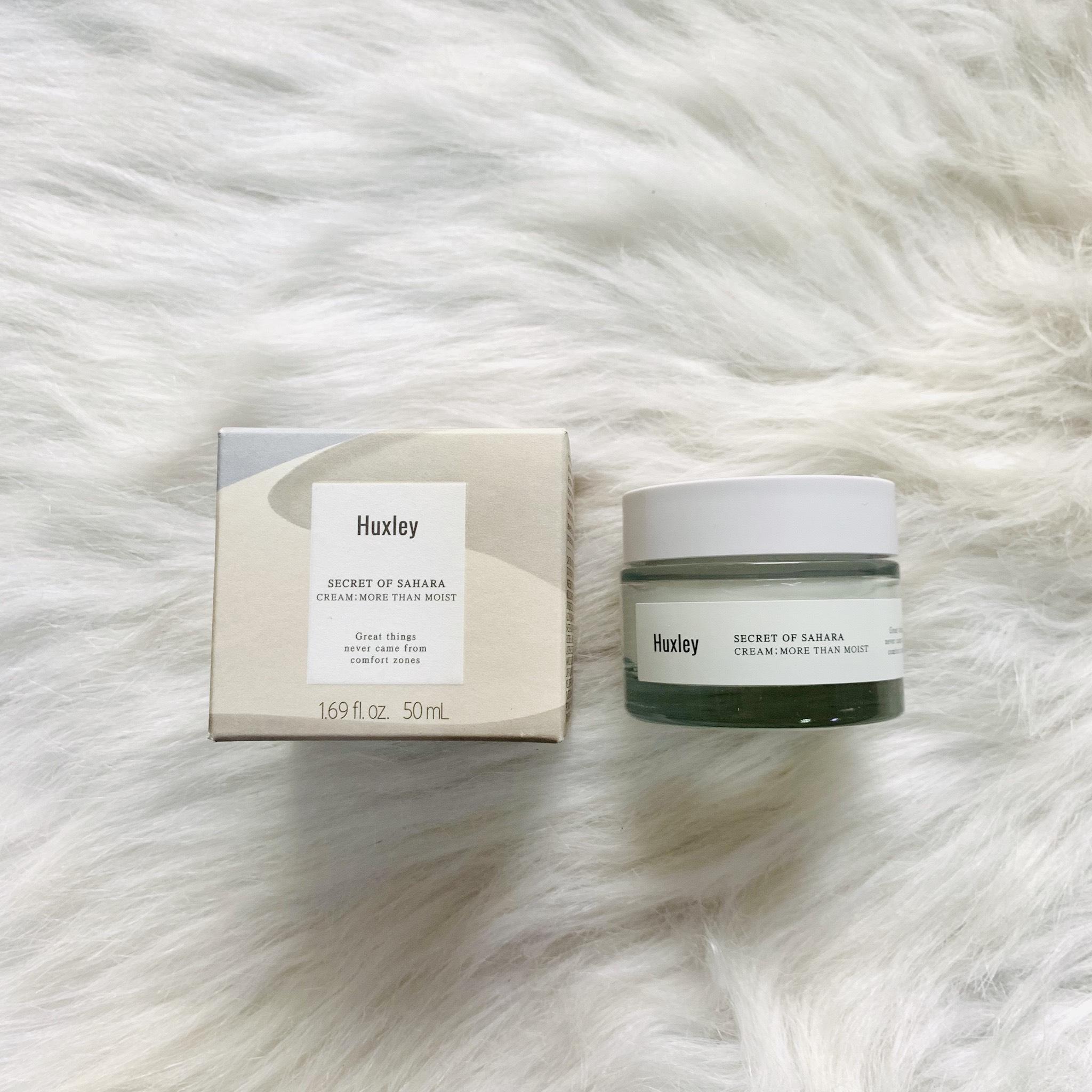 Sản phẩm Huxley Cream More than moist
