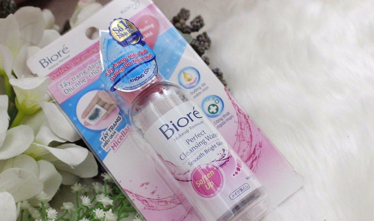 Nước tẩy trang Biore perfect cleansing