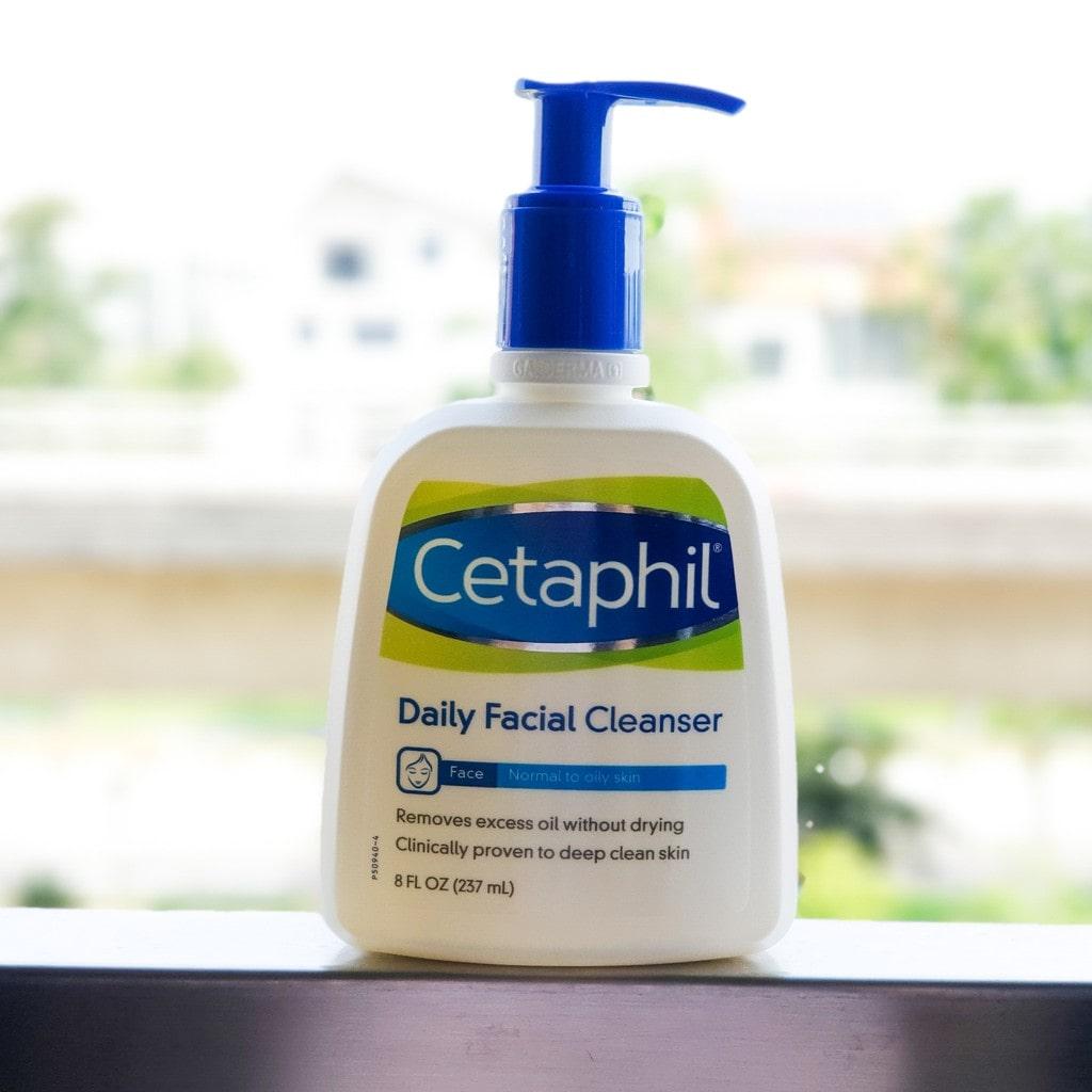 Sữa rửa mặt Centaphil daily