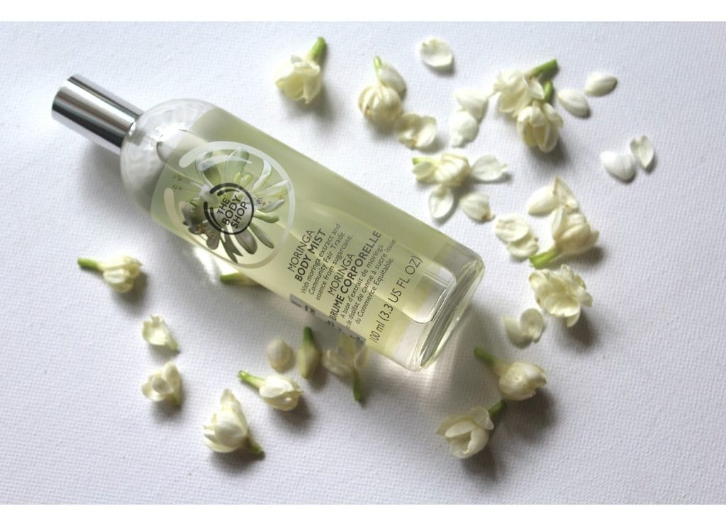 Body mist the body shop