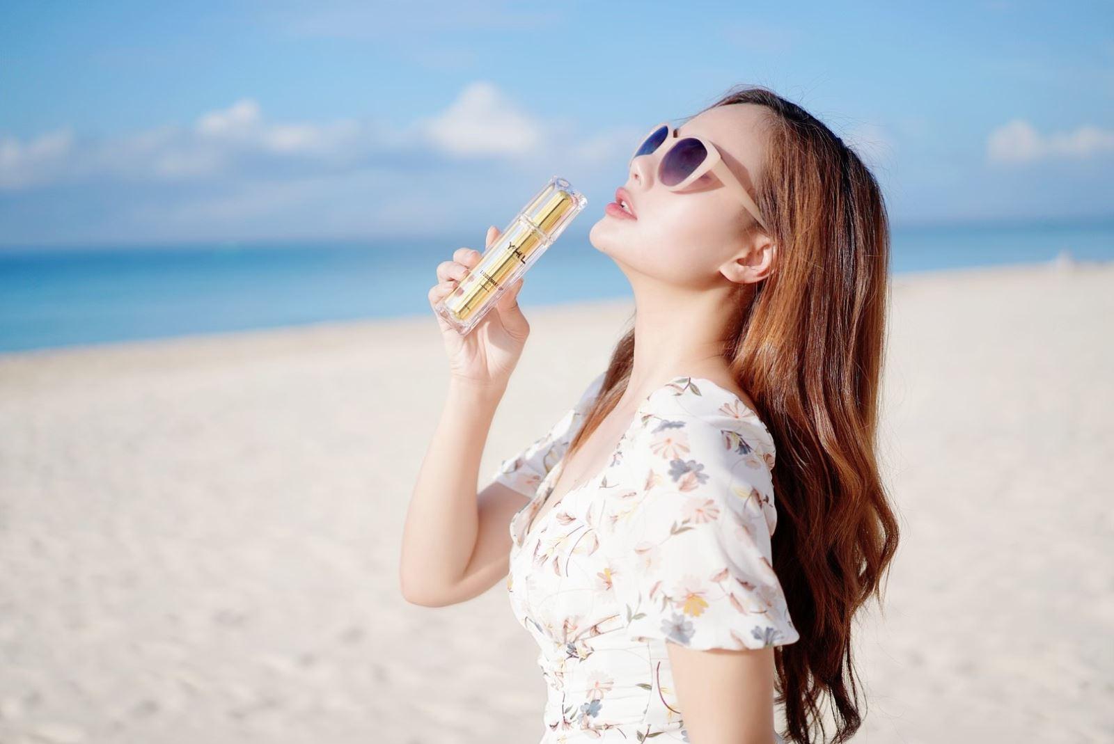 Kem chống nắng dưỡng da YHL