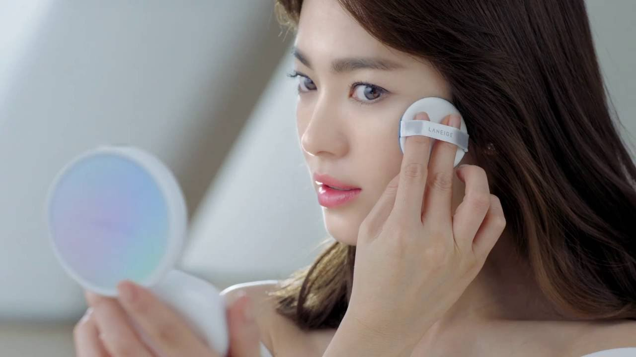 Laneige BB Cushion Whitening SPF 50 PA+++