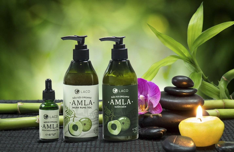 Bộ sản phẩm Amla