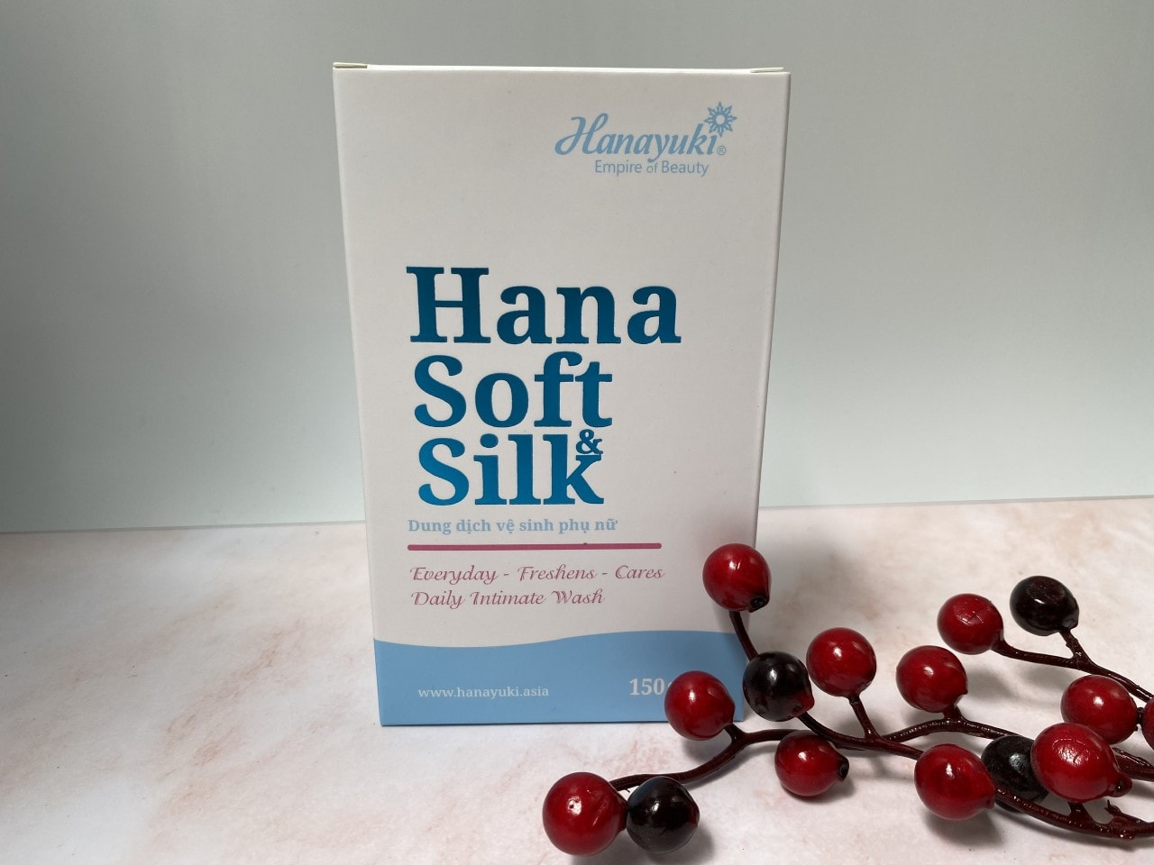 Hana soft & silk