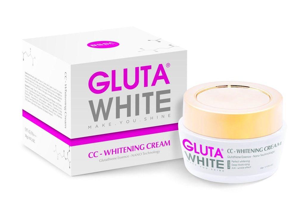 Kem dưỡng trắng gluta white