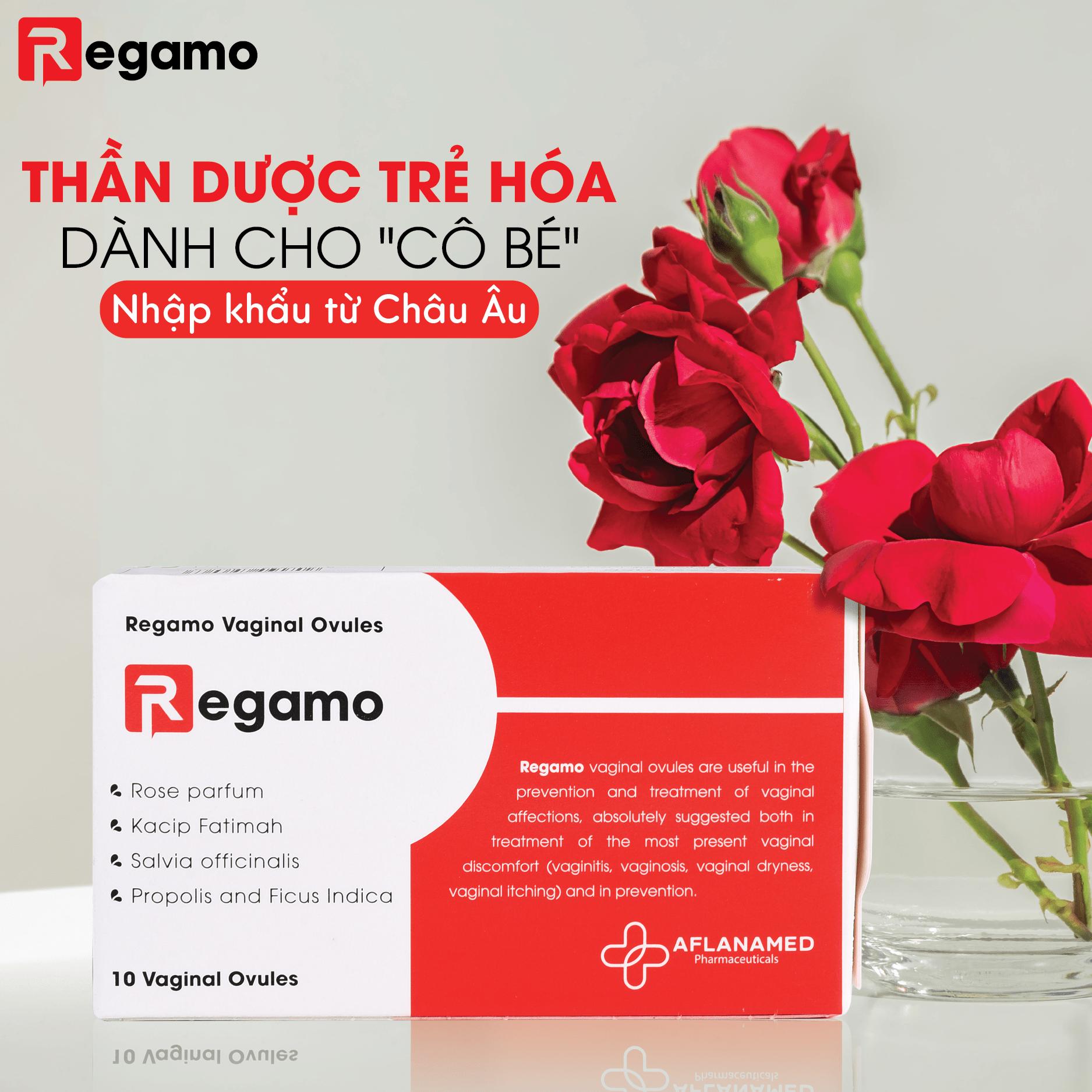Sản phẩm viên đặt Regamo