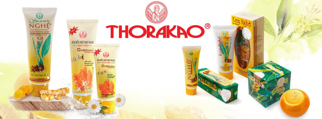 Sản phẩm của hãng Thorakao