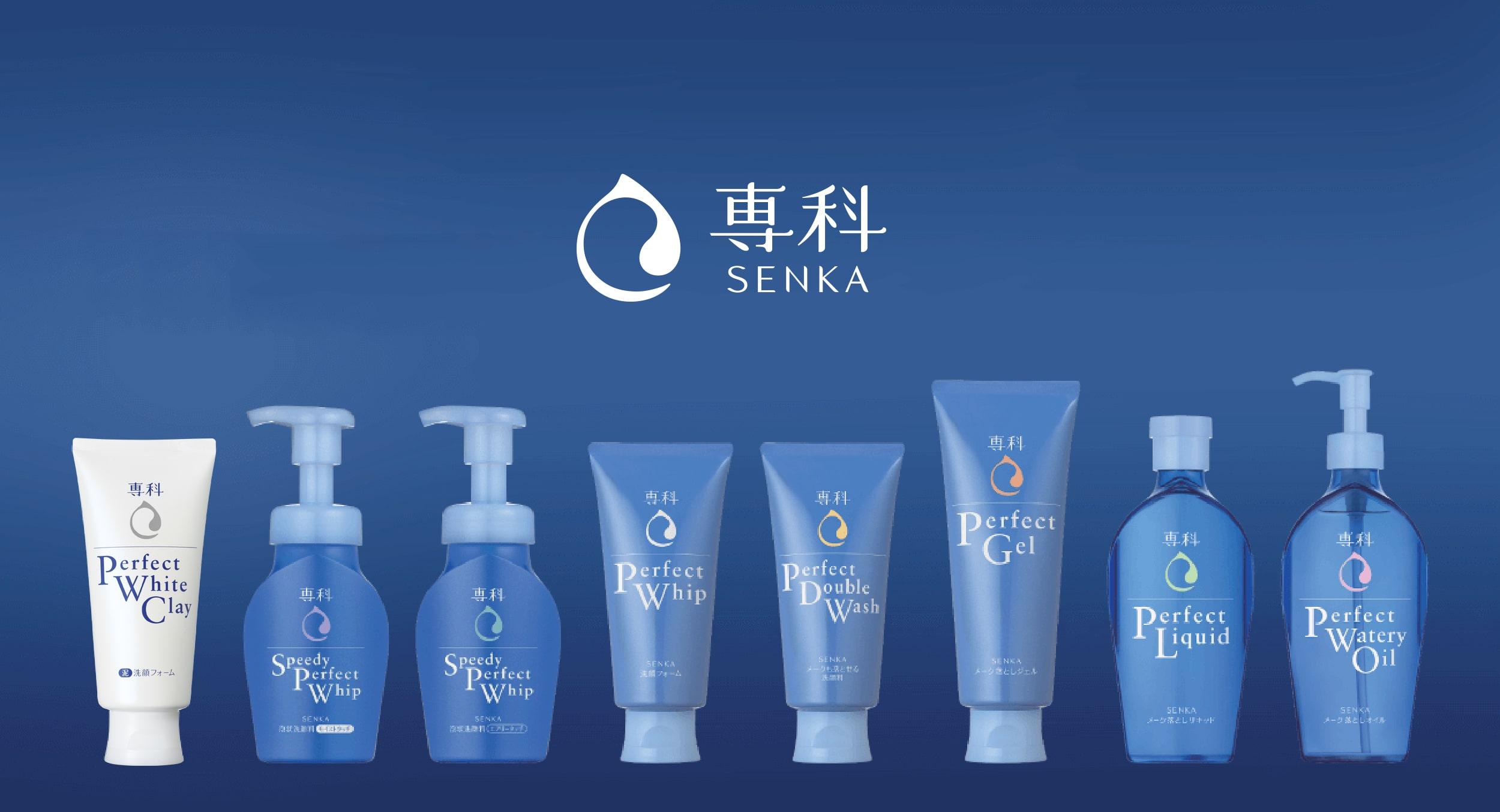 Thương hiệu Senka