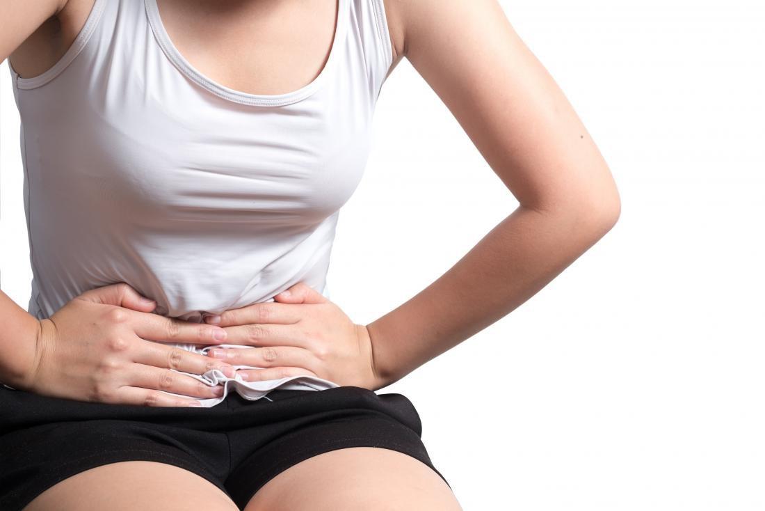 Sả chữa trị đau bụng kinh