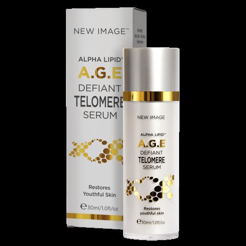 Alpha Lipid A.G.E Defiant Telomere serum