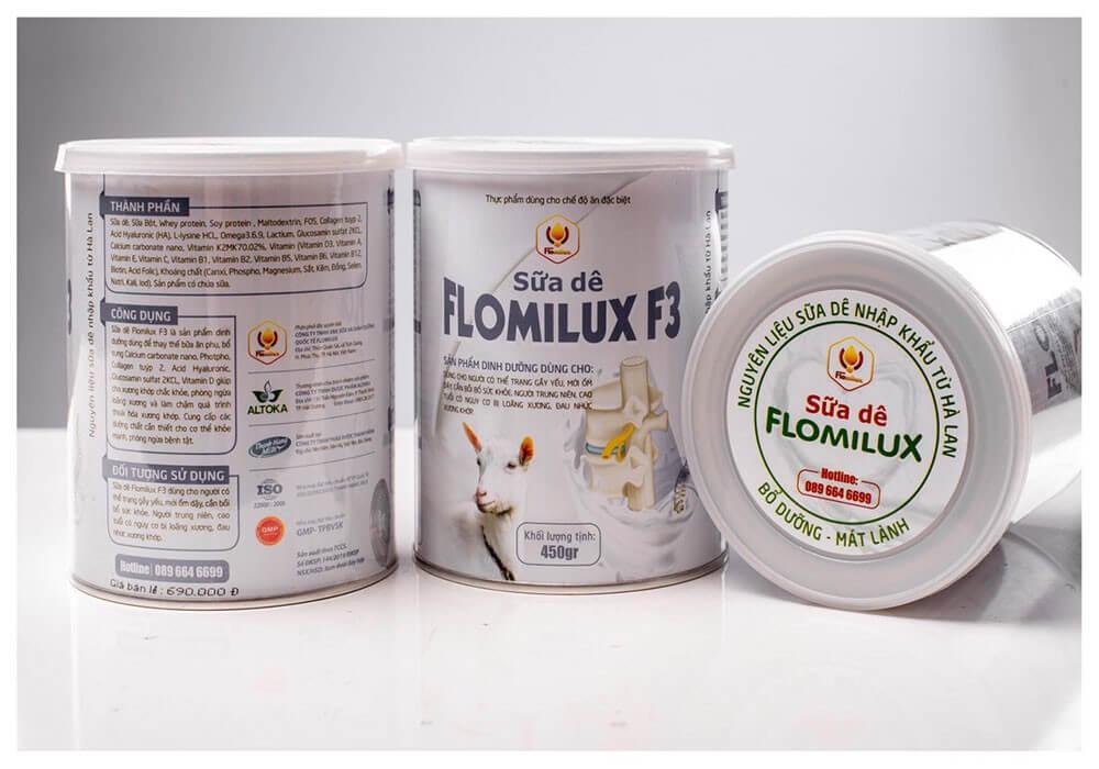 Flomilux F3