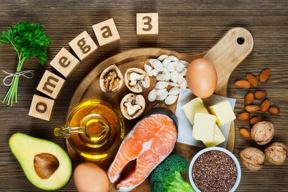 Bổ sung thực phẩm giàu Omega 3