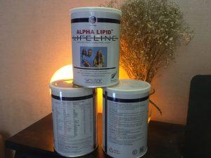 Hình ảnh về sữa Alpha Lipid