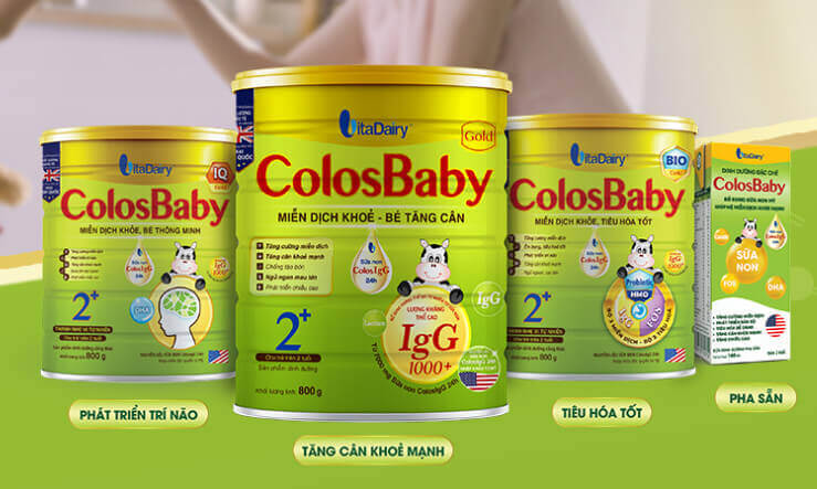 Sữa Colosbaby