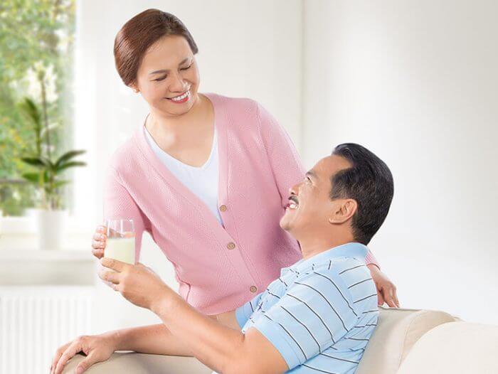 Sữa dành cho người cao huyết áp