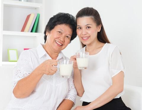 Tiêu chí chọn sữa dành cho người già